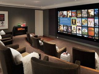 Marvelous Media Rooms 1